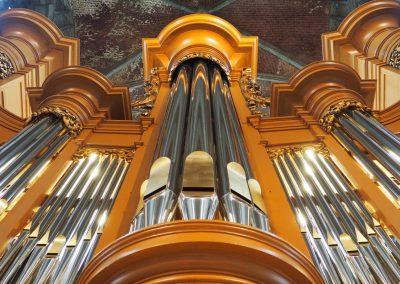 Inauguration de l'orgue restauré : le programme