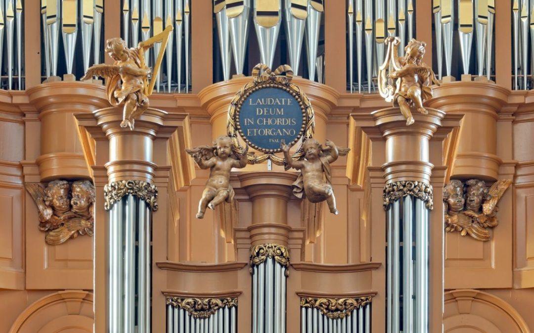 Participez au projet de restauration des grandes orgues