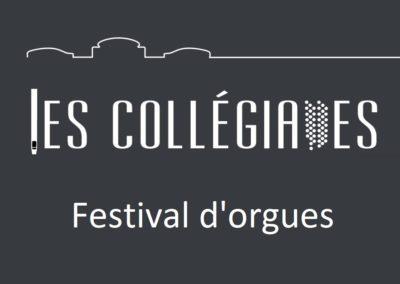 Les Collégiades 2019 – Programme et billetterie