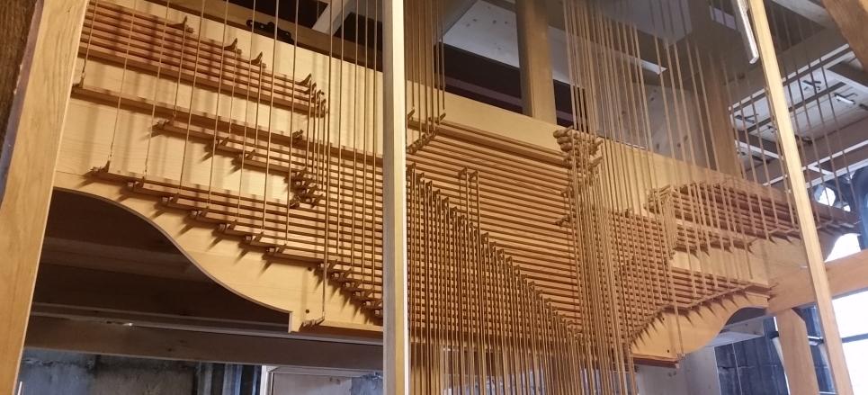 Visites guidées de l'orgue