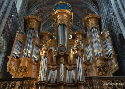 La collégiale organise son premier stage international d'orgue (infos et inscriptions)