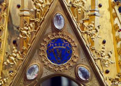 Ducasse de Mons 2021 – Trinité confinée